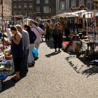 Activity - market shopping