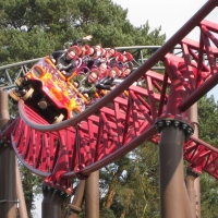 Alton Towers Theme Park Excursion