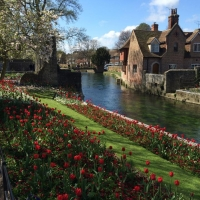 Canterbury - Kent location
