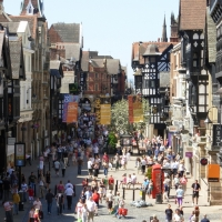 Chester city centre 2