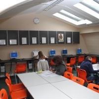 Classroom in CES Dublin