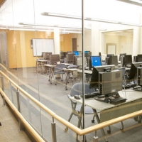 Embassy - Classroom with PCs