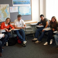 Eurocentres - Students in Class