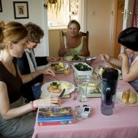 ILH Host Family dinner