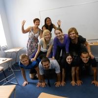kiev-Nedoboi+with+her+students